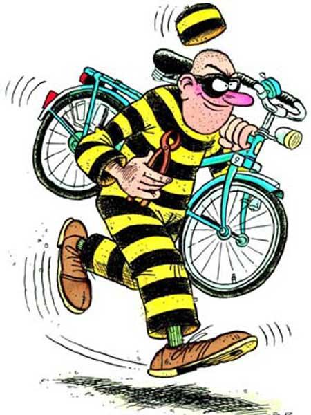 Sparta helpt in 2017 met het terugvinden van gestolen E-Bikes!